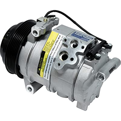 Universal Air Conditioner CO 11359C A/C Compressor: Automotive