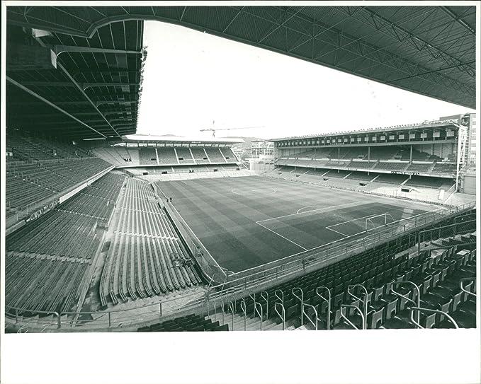 Amazon.com: Vintage photo of View of Bilbao: San Mames ...