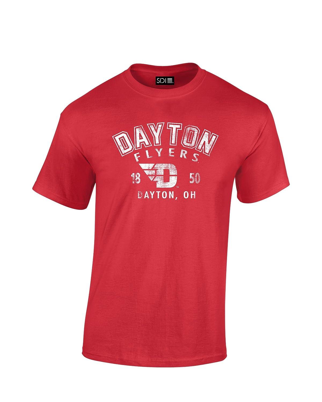 激安特価  NCAA NCAA Dayton FlyersユニセックスNCAA 100 100 %防縮加工半袖、赤、L B01GUGZLPQ B01GUGZLPQ, 安曇川町:f8272c19 --- a0267596.xsph.ru