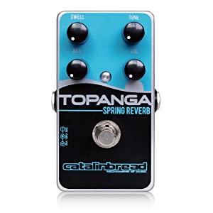 Catalinbread Custom Shop Topanga Chrome