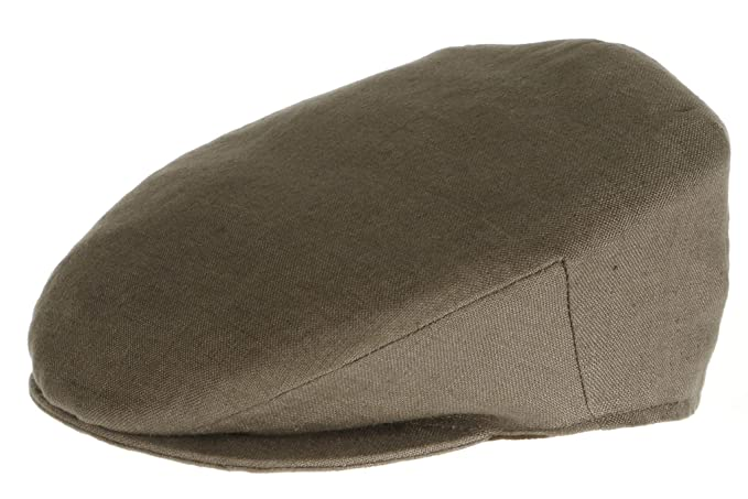 official store free delivery exquisite design Hanna Hats Vintage Cap Linen-Navy: Amazon.co.uk: Clothing