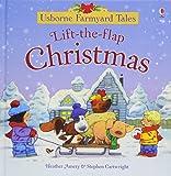 Farmyard Tales Lift the Flap Christmas (Farmyard Tales Flap Books)