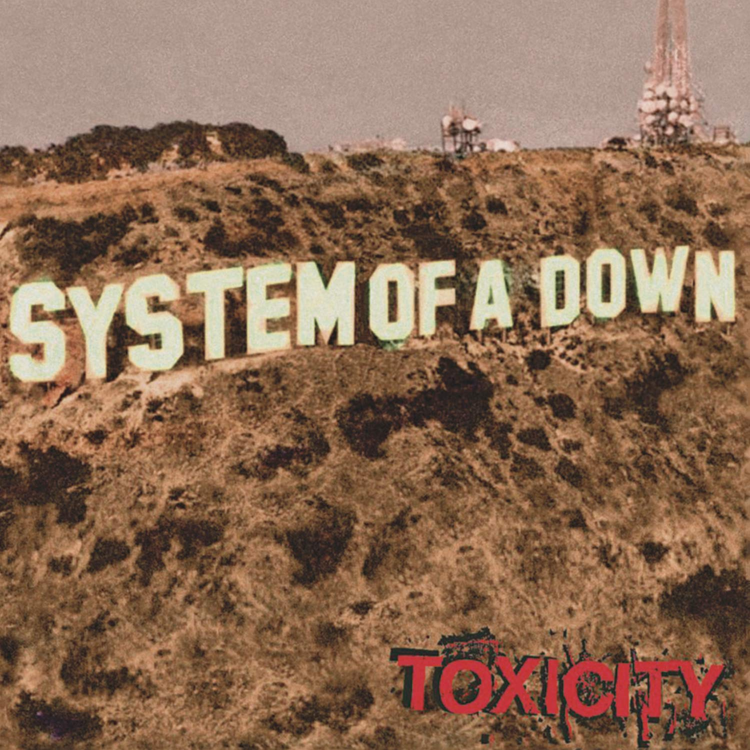 Toxicity: System Of A Down