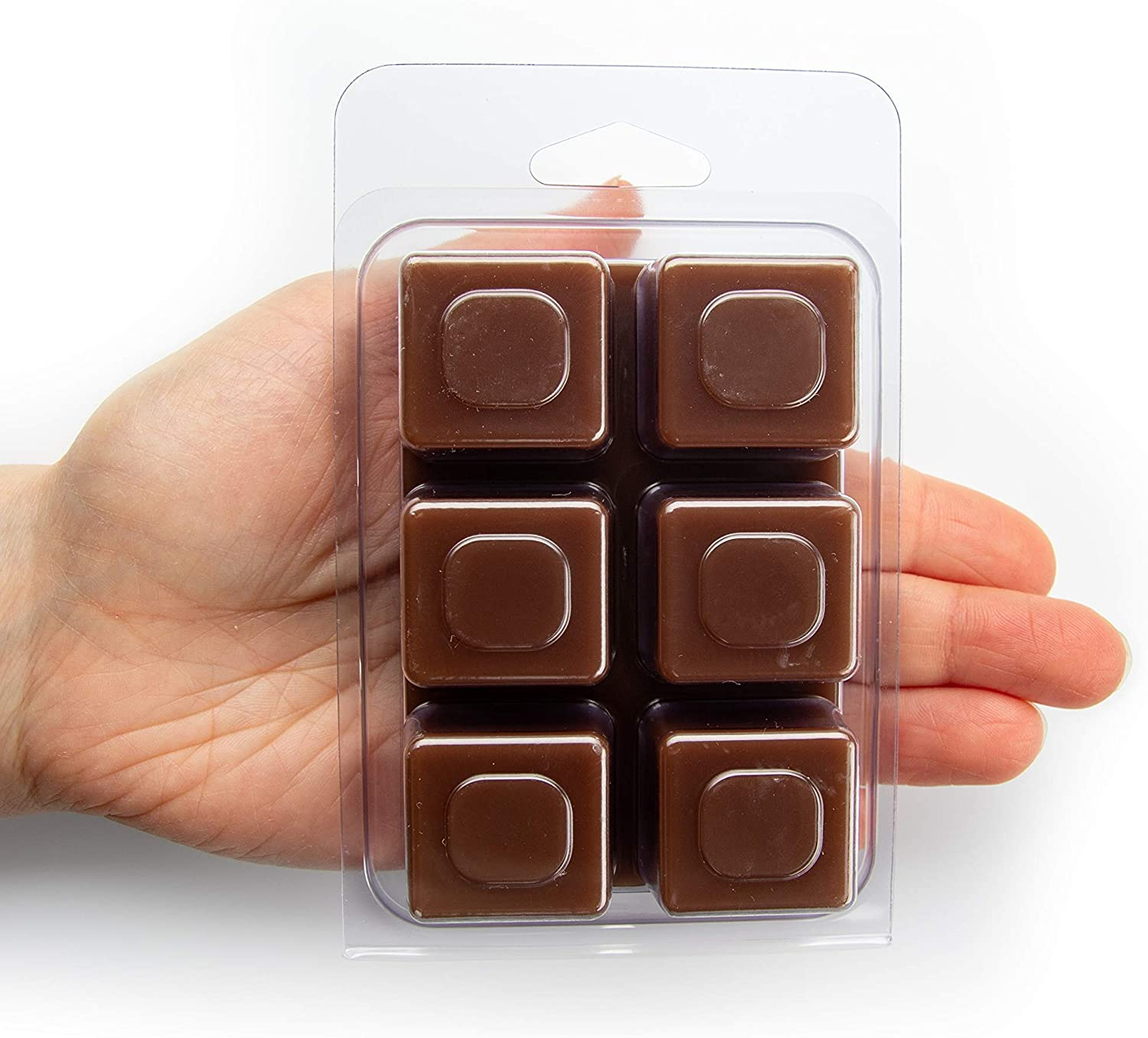 Chocolate Brownie Soy Wax melts 3oz clamshell 100/% Soy Wax