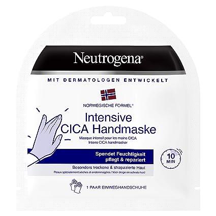 Neutrogena Intensive CICA - Máscara de manos (1 unidad ...