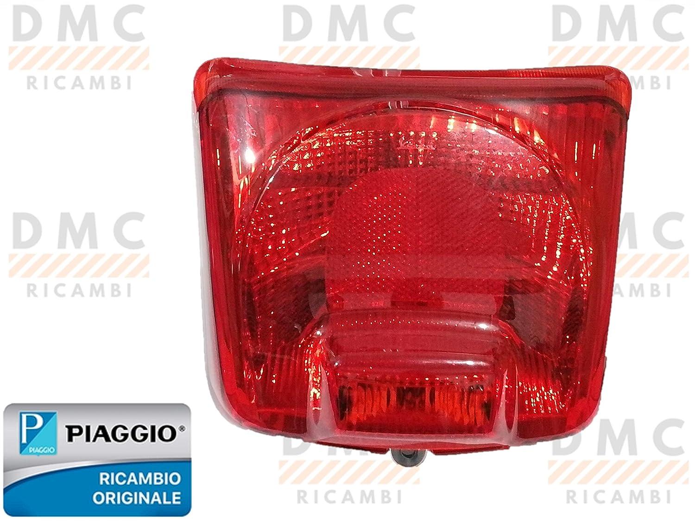 Faro trasero completo para Vespa GTS 125 250 300 original Piaggio 1D000570