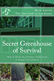 Secret Greenhouse of Survival (Secret Garden of Survival Book 2) (English Edition)