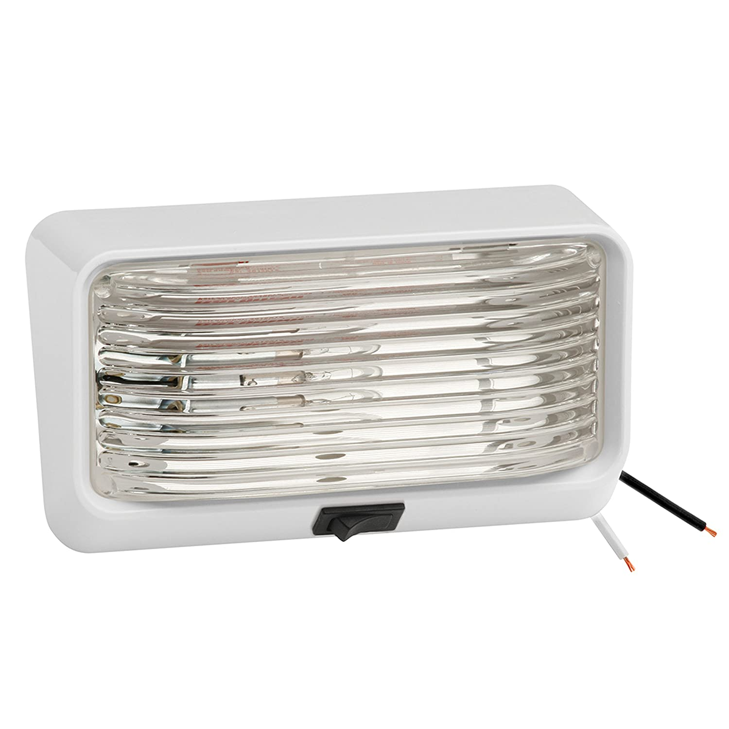 Amazon.com: Bargman 34-78-517 Porch Light #78 - Clear with White ...