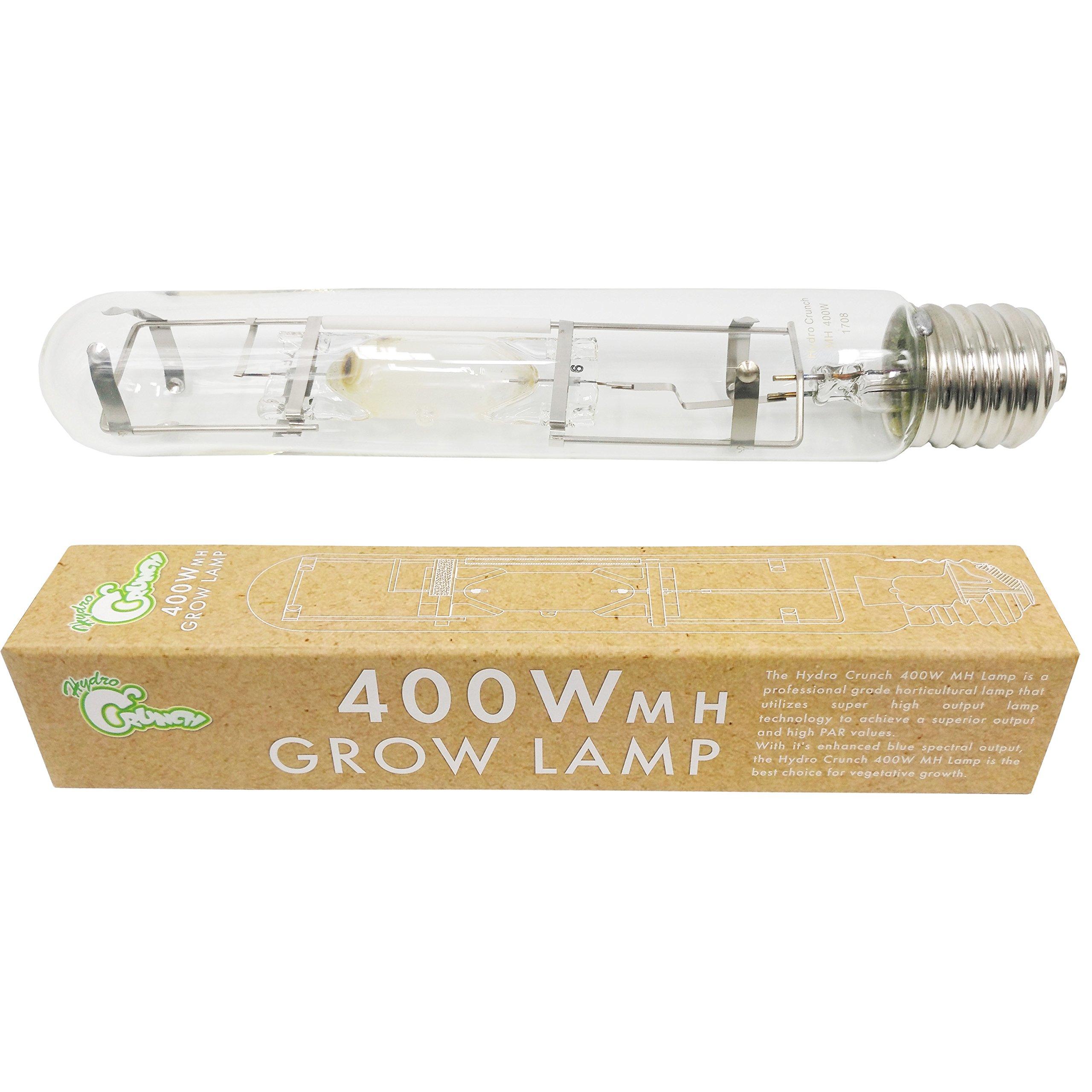 Hydro Crunch 400-Watt Metal Halide MH Grow Light Bulb Lamp