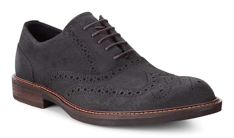 ECCO Kenton, Zapatos de Cordones Oxford para Hombre
