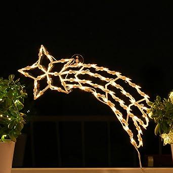Weihnachtsbeleuchtung Dachfenster.Fenster Silhouette Weihnachten 50cm Weihnachtsdeko Fensterbilder Beleuchtet Weihnachtsbeleuchtung Innen Fensterdeko Zum Aufhängen