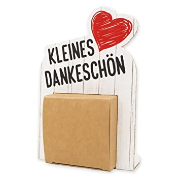 Itenga Geldgeschenk Oder Gastgeschenk Verpackung Kleines Dankeschon