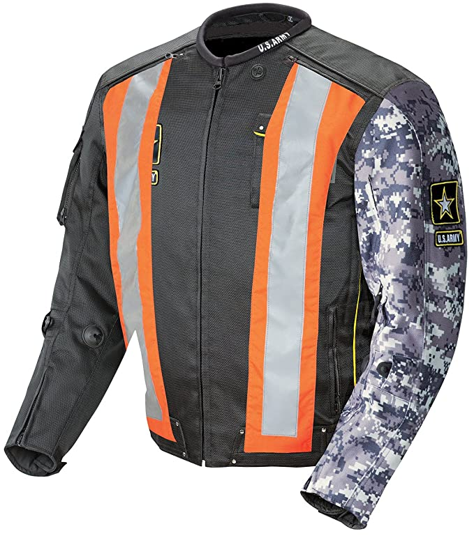 Amazon.com: Joe Rocket U.S. Army Alpha - Chaqueta de ...
