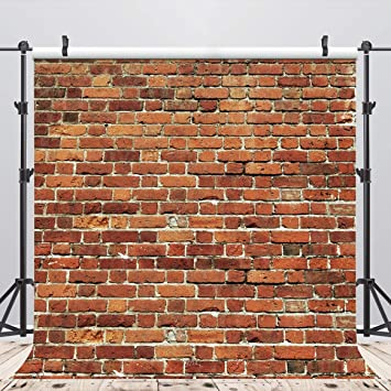 Ghost Aged Brick Heavy-Duty Outdoor Vinyl Banner 9x6 CGSignLab for Rent