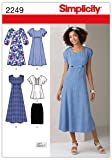 Simplicity Sewing Pattern 2249 Misses' and Plus