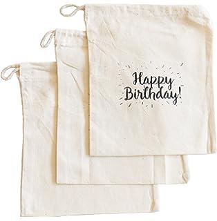 Bolsa de Regalo Bolsa de tela bolsa de tela Cumpleaños ...