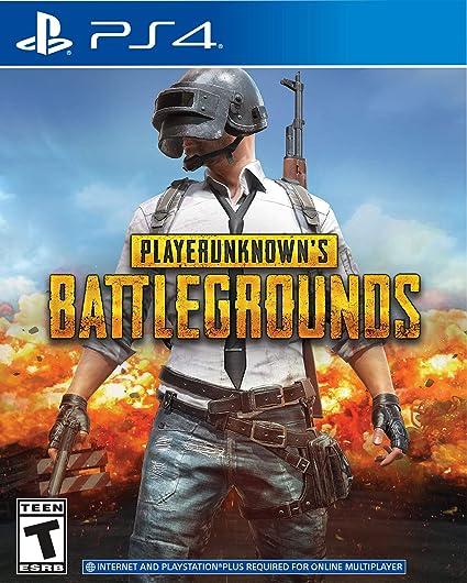 Amazon com: PLAYERUNKNOWN'S BATTLEGROUNDS - PlayStation 4