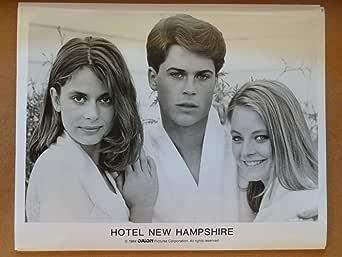 HOTEL NEW HAMPSHIRE Original Still/ Jodie Foster, Rob Lowe ...