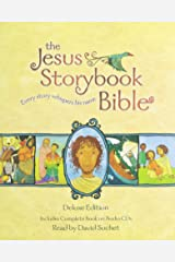 The Jesus Storybook Bible Deluxe Edition: With CDs Hardcover