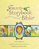 The Jesus Storybook Bible Deluxe Edition: With CDs