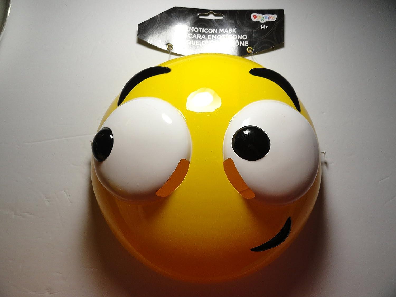 Halloween Emoticon Mask