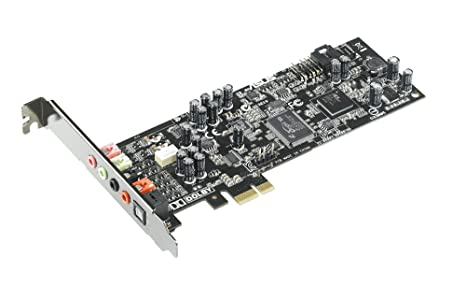 Amazon.com: ASUS XONAR DG Headphone Amp & PCI 5.1 Audio Card ...