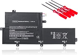 TR03XL New Laptop Battery Replacement for HP Split X2 13-G110DX Series TR03XL HSTNN-DB5G HSTNN-IB5G 723922-171