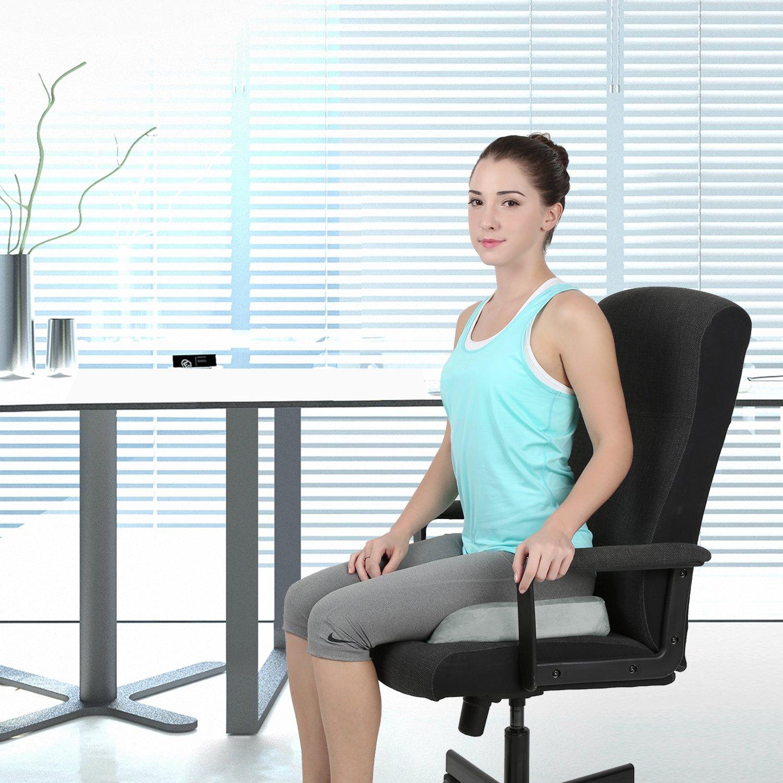 Amazon Naipo Sciatica Seat Cushion Orthopedic fort Memory