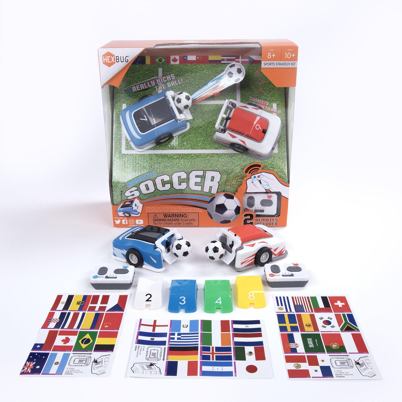 HEXBUG Robotic Soccer Dual Pack by HEXBUG (Image #2)