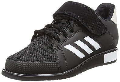 meet 41801 14988 adidas Men s Power Perfect III Shoes, Core Black Footwear White Matte Gold,