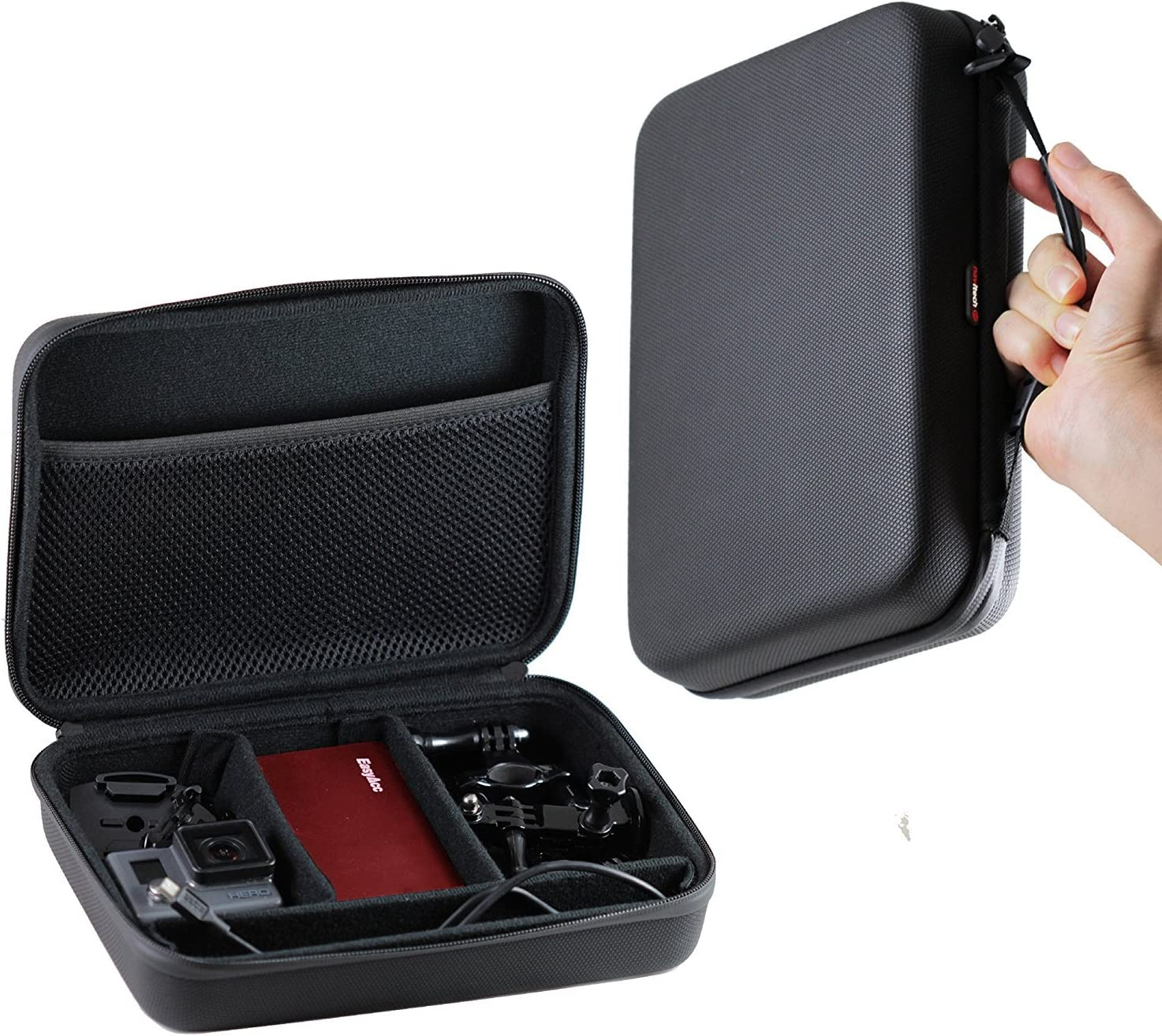 Accessory Case W// Strap /& Hook for Olympus TG-Tracker Camera