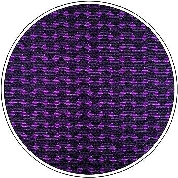 S&W SHLAX&WING Morado Corbatas Para Hombre Color Sólido 147cm ...