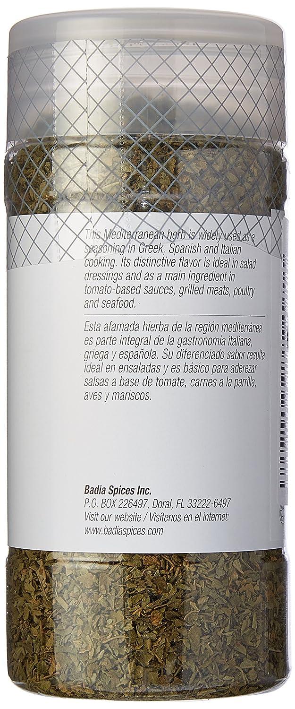 Amazon.com : Badia Oregano Whole 2.25 oz Pack of 3 : Grocery ...