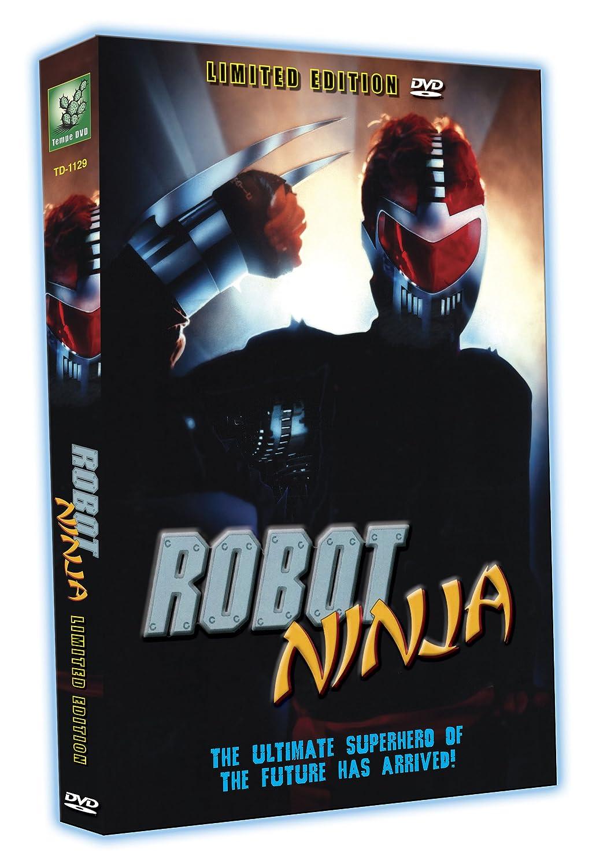 Amazon.com: Robot Ninja (Limited Edition): Movies & TV