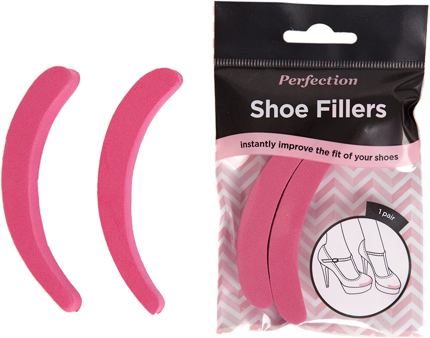 Contoured Inserts To Resize Shoes To Make Big Shoes Fit Perfection Shoe Fillers