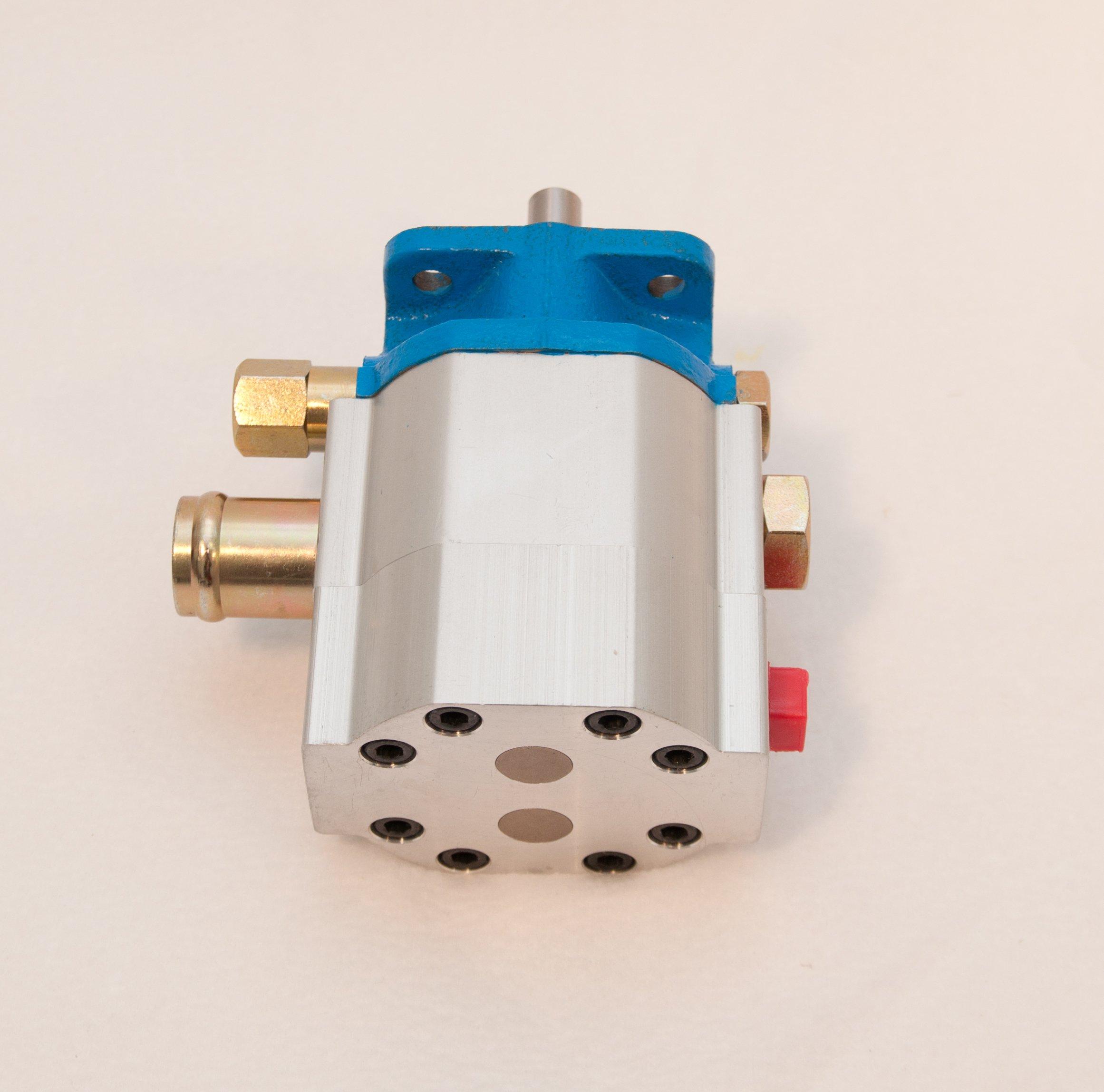 11GPM 2 Stage Hydraulic Log Splitter Pump