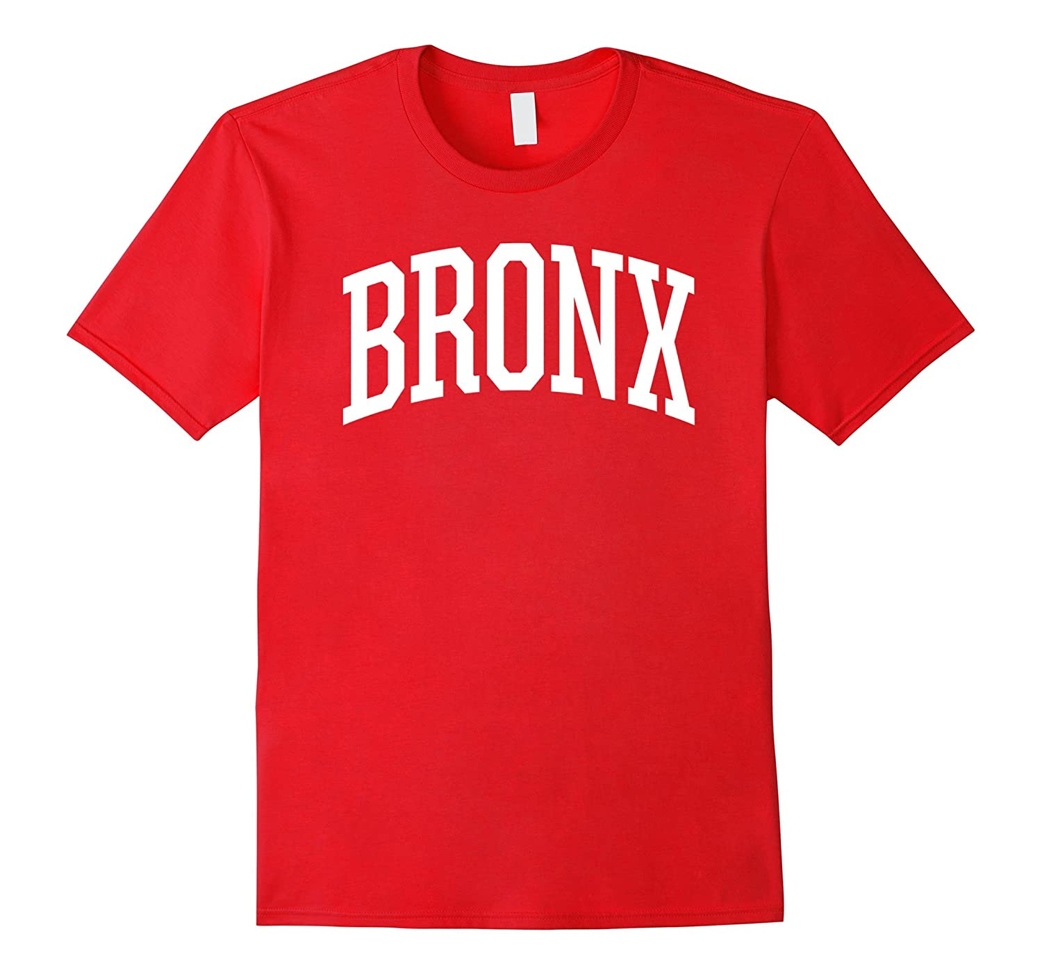 Bronx NY T-Shirt  Bronx Sports College-Style T NYC-RT