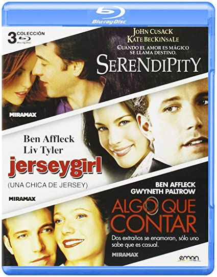 Pack San Valentín: Serendipity + Una Chica De Jersey + Algo Que ...