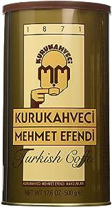 Kurukahveci Mehmet Efendi Turkish Coffee 3 Pack (3 X 500gr)