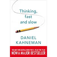 Thinking, Fast and Slow (English Edition)