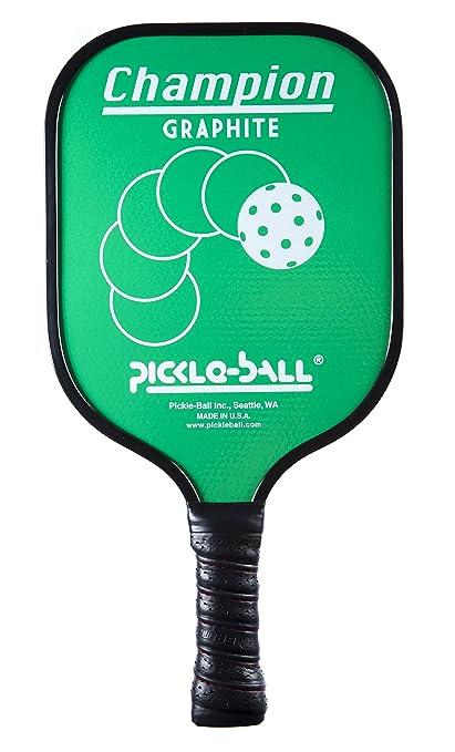 Campeón Pickleball paleta – verde – cojín Grip