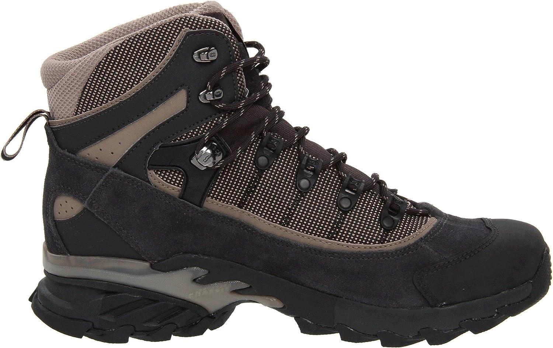 SALOMON Men's Explorer GTX Hiking Boot, AsphaltBlackThyme