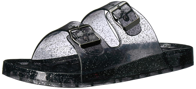 6d0016c6df75 Amazon.com | Madden Girl Women's Jezza Slide Sandal | Sport Sandals & Slides