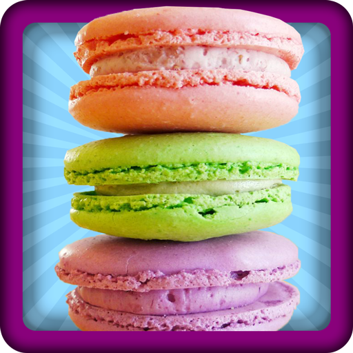 Macaron cookies maker - cooking game ()