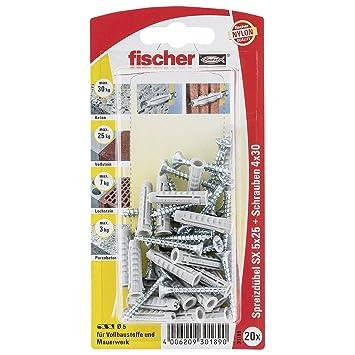 multicolor 2 piezas Fischer 30190-14 x 70 mm conector de ampliaci/ón sk sx