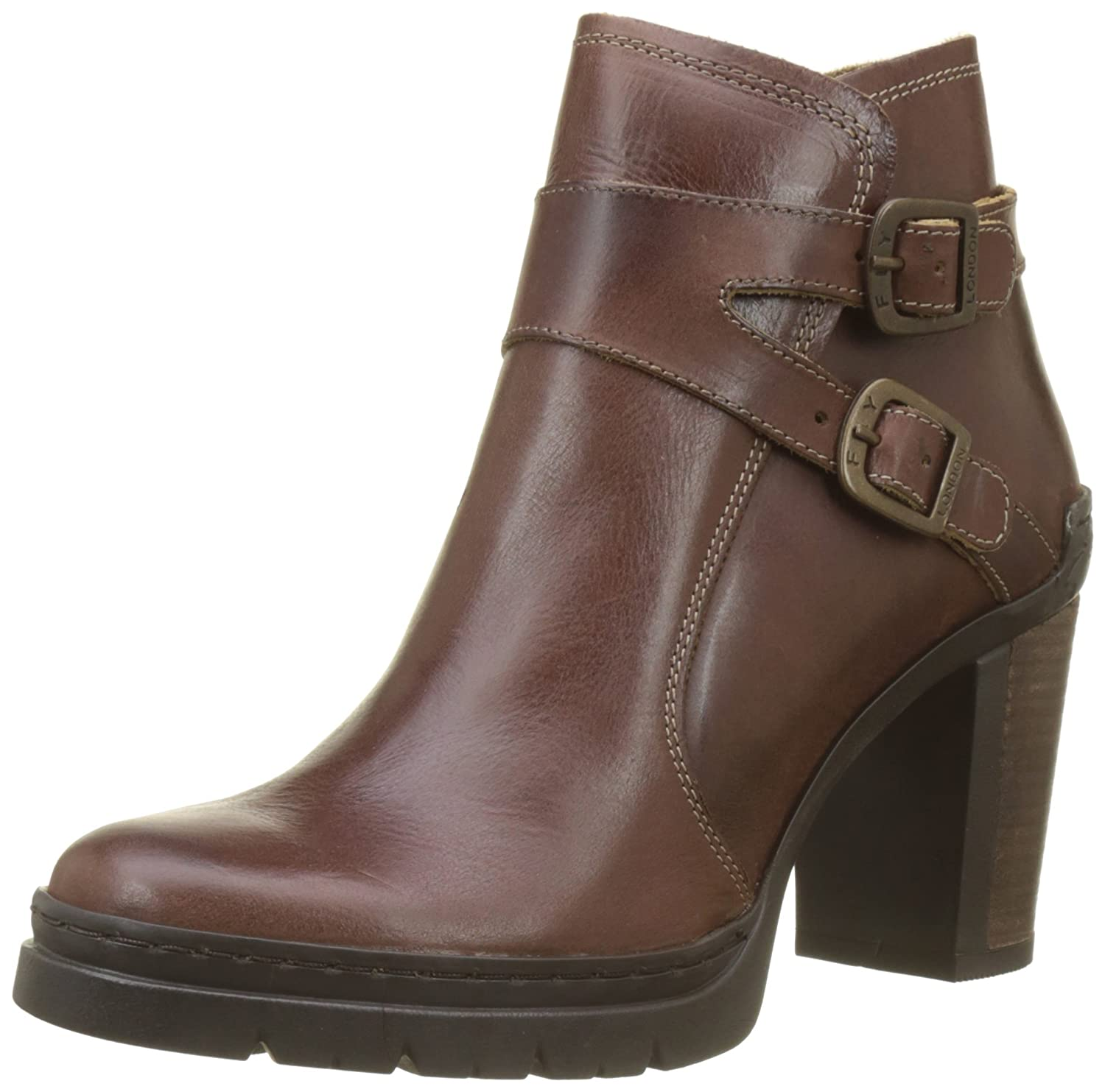 FLY London Damen Geko349fly Hohe Stiefel