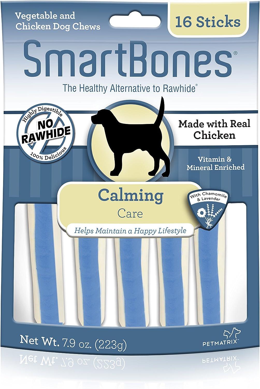 SmartBones Calming Care Chicken Chews Dog Treats