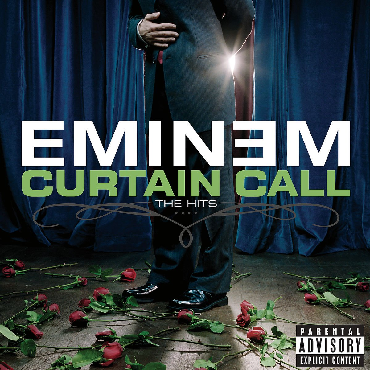 Eminem - Curtain Call (Deluxe Version)