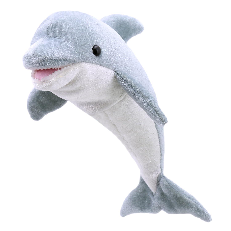 The Puppet Company Große Fingerpuppen - Delphin PC002701