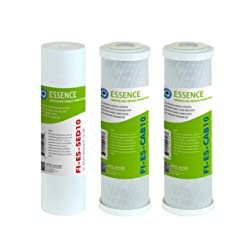 APEC Water Systems Filter-Set-ES RO Replacement Filter Set